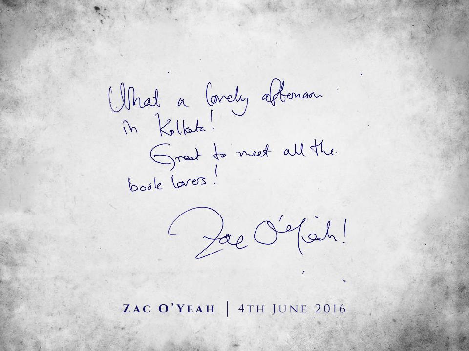 32 Zac-O'Yeah