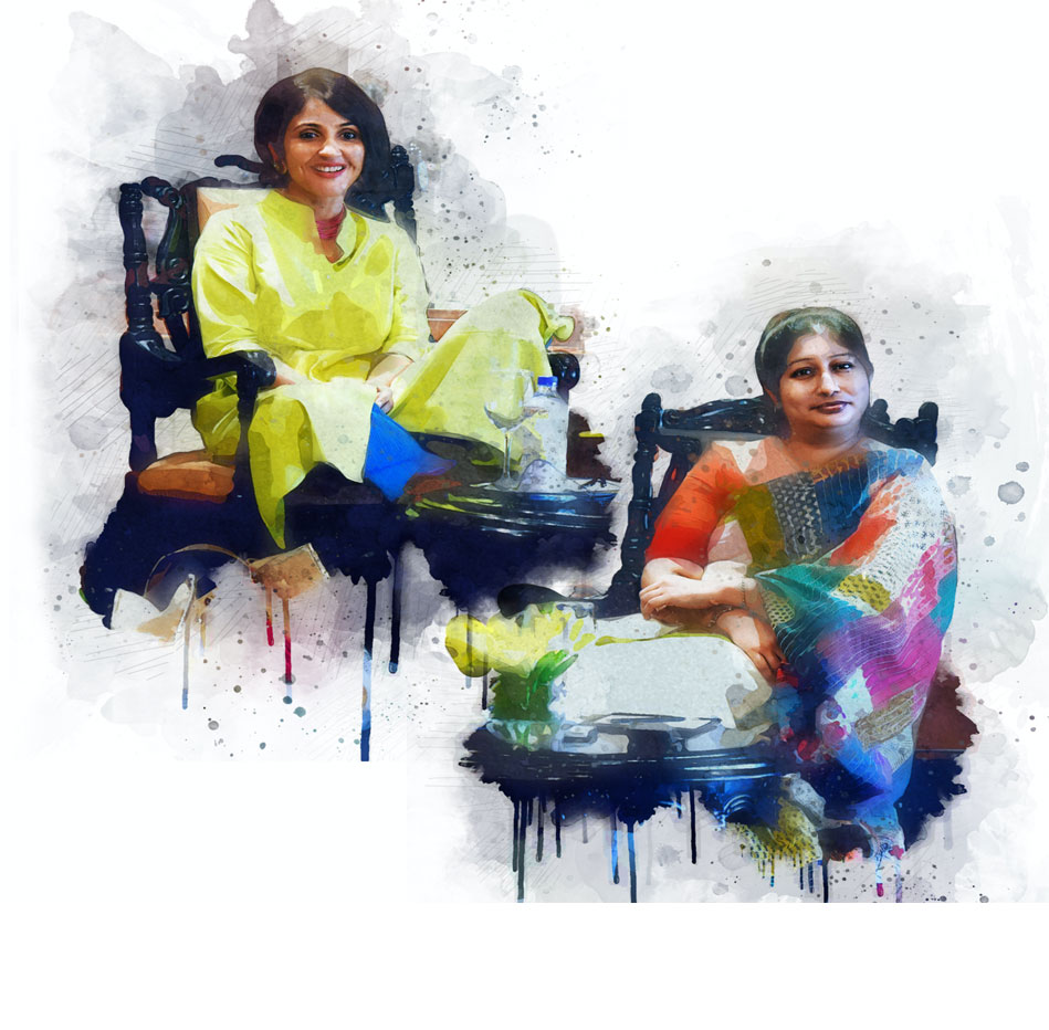 Anuja-Chauhan-with-Dr.-Debnita-Chakravarti