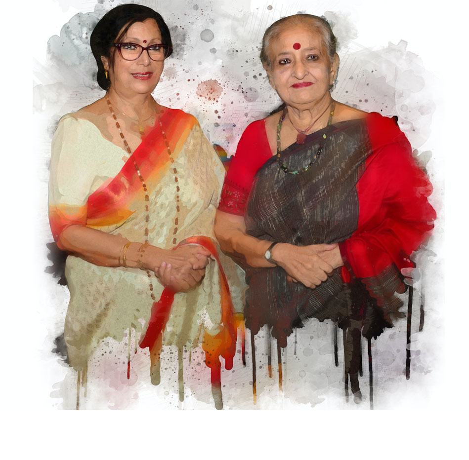 Dr.-Reba-Som-with-Prof.-Bharati-Ray