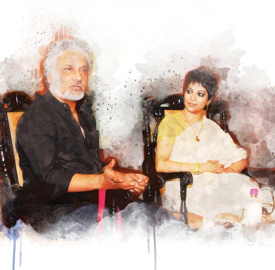 Kunal-Basu-with-Churni-Ganguly