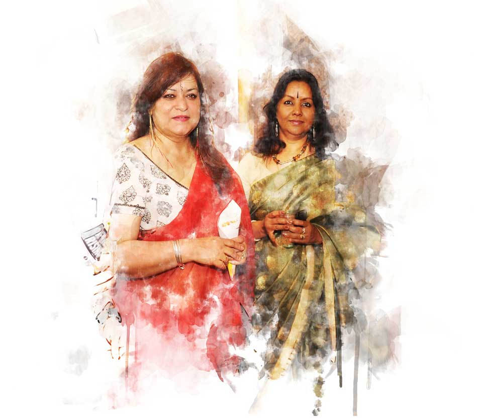 Sangeeta-Bahadur-with-Sangeeta-Datta