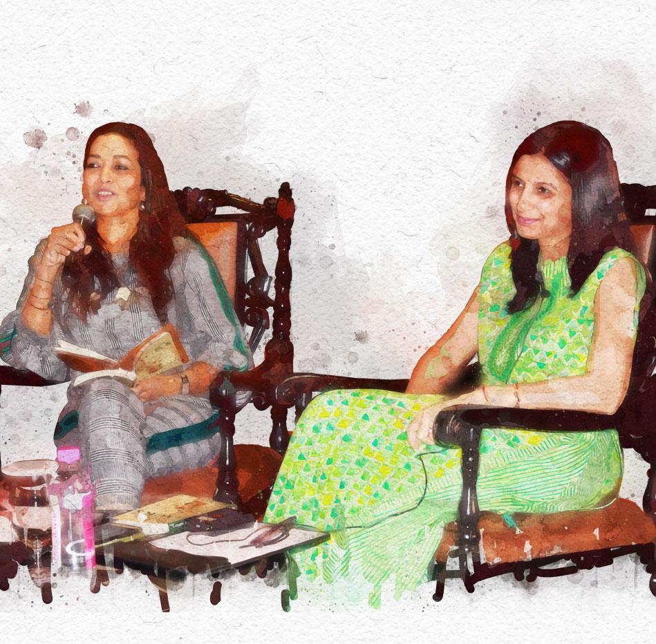 Kavita-Devgan-in-conversation-with-Esha-Dutta