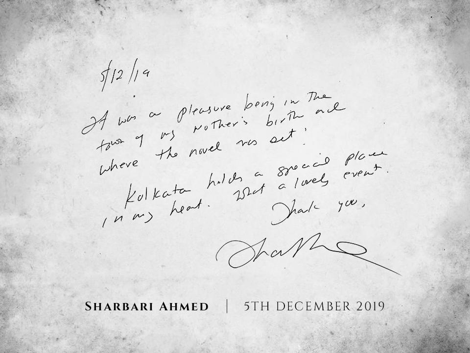 Sharbari-Ahmed